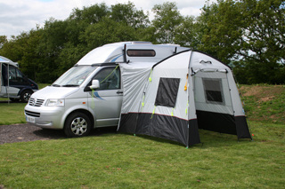 Picture of motorhome